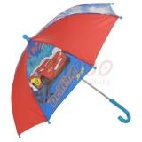 Deštník pro děti, Auta/Cars, modročervená