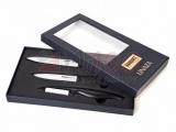 Keramické nože Banquet LINAZA - 3 dílná dárková sada
