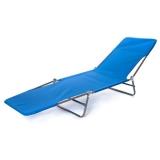 Plážové lehátko II - BLUE