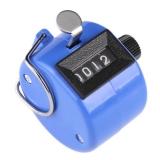 Počítadlo mechanické - clicker - modrá